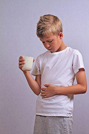 Intolerância à lactose não é alergia ao leite