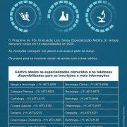 Pós Graduação Latu Sensu Especialização Médica 2020