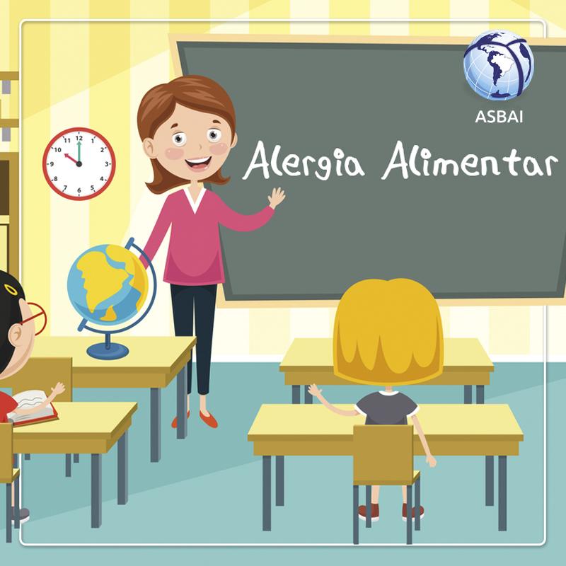 O que as escolas precisam saber para receber uma criança com alergia alimentar?