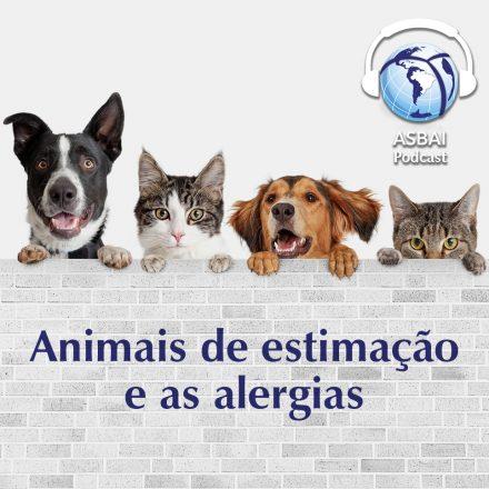 Animais de estimação estão liberados para pacientes com alergia controlada