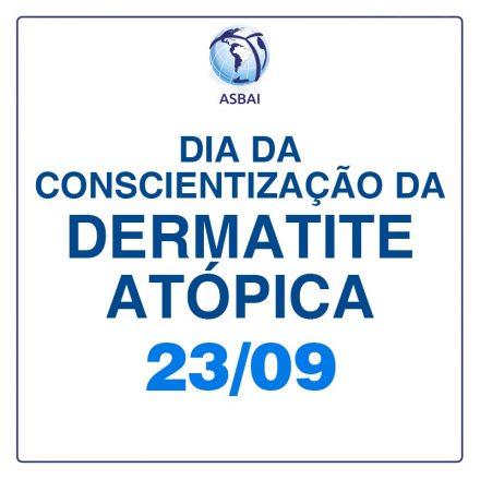 Dos 20% das crianças com dermatite atópica, 5% apresentam a forma mais grave da doença