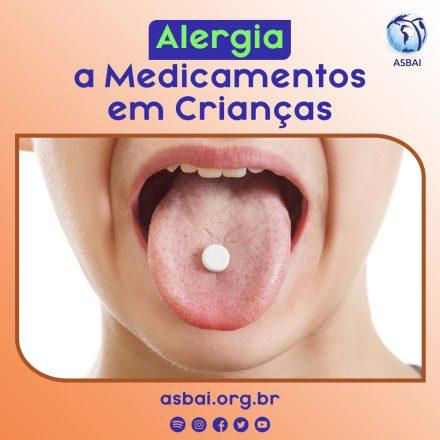 Alergia a medicamentos: como identificar a reação em crianças