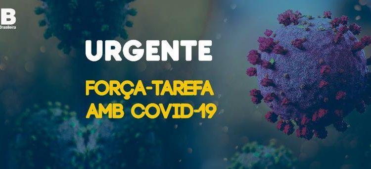 FORÇA-TAREFA AMB COVID-19
